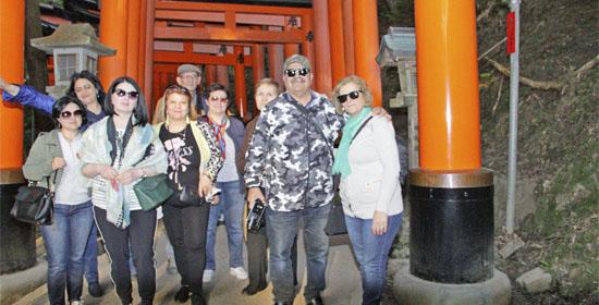 ճապանիա Fushimi Inari