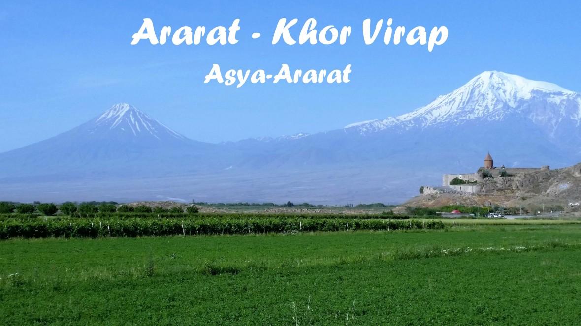 (日本語) アルメニアーアララト山